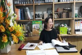 Tham gia tài trợ Cuộc thi Hoa Mai 2018-2019
