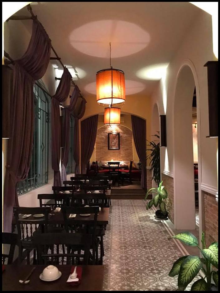 Dự án nhà hàng CITADEL