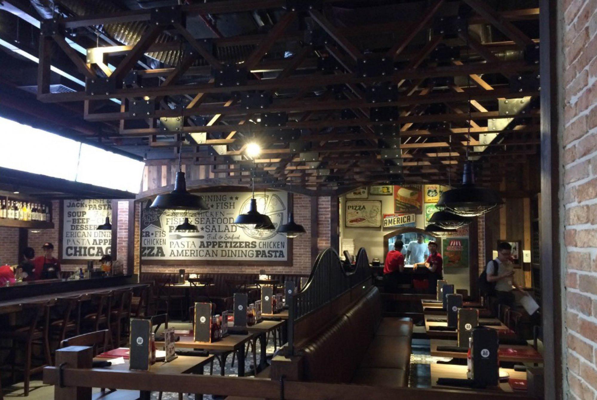 Dự án nhà hàng COWBOY JACK (VINCOM)