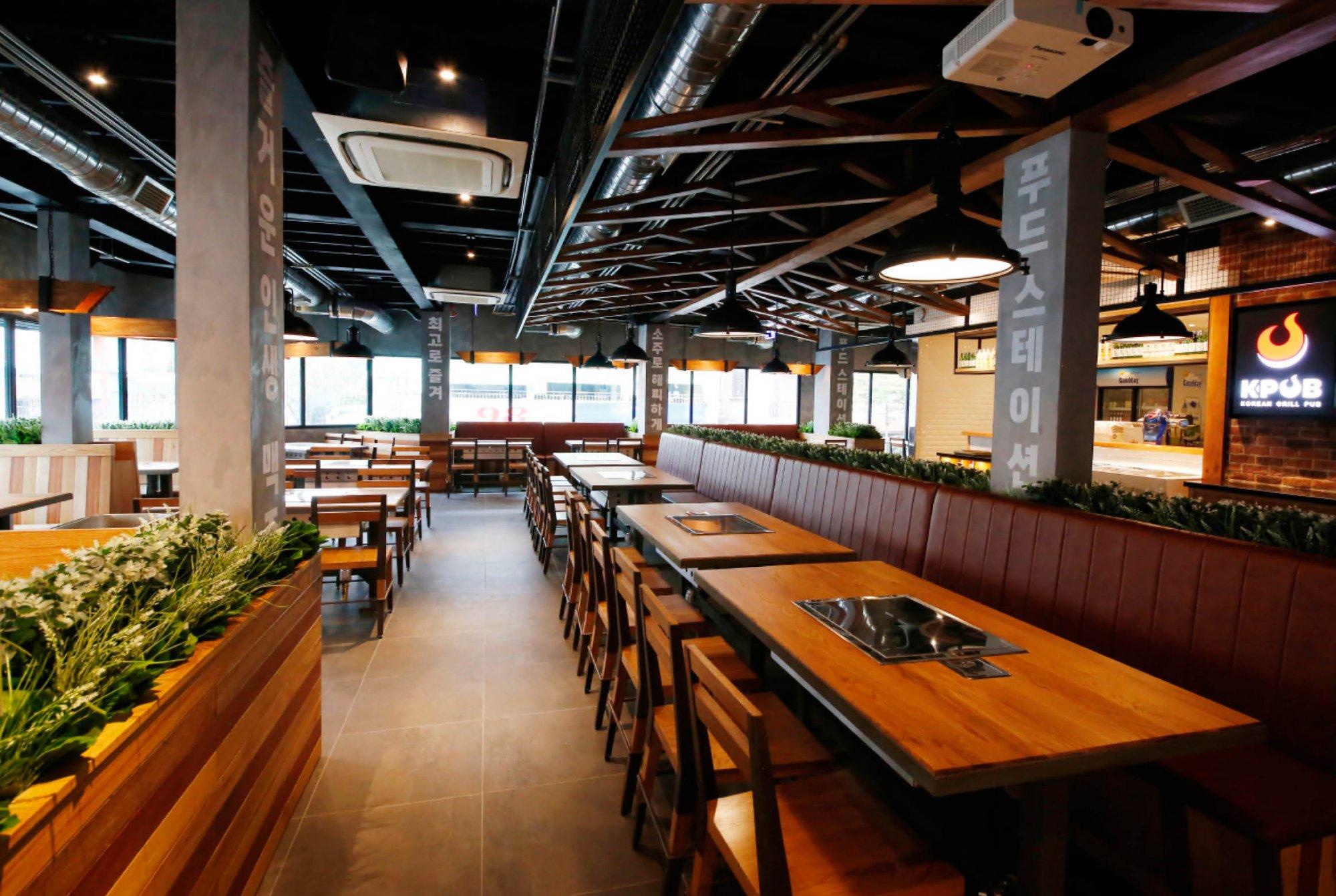 Dự án nhà hàng KBUP Hoa Đào